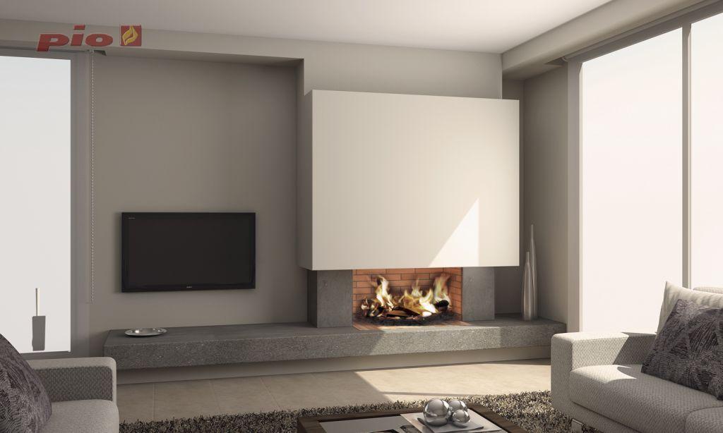 chimenea moderna eddard - Chimenea Moderna
