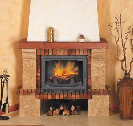 chimeneas r sticas chimeneas pio. Black Bedroom Furniture Sets. Home Design Ideas